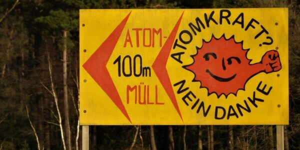Atommüll - Foto: PIXABAY
