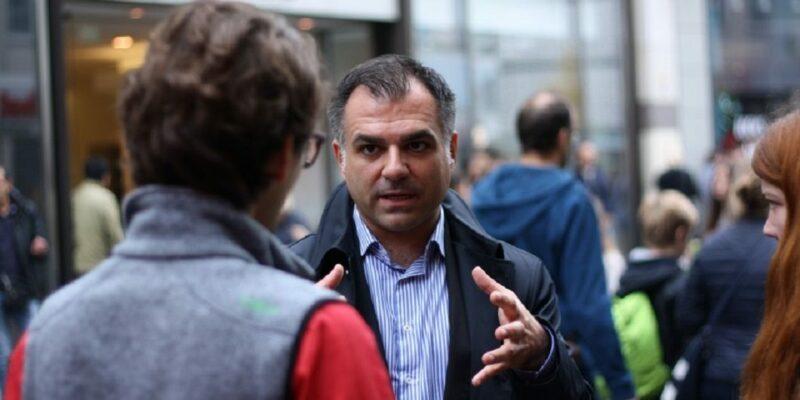 news-Pantazis hält Kritik an Rechtspopulismus aufrecht - Foto: Pantazis