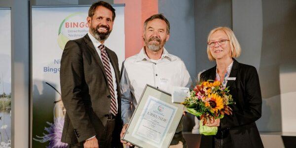 Bingo_PreistraegerInnen Umwelt und Naturschutz-Hondelage - Foto: Bednarek