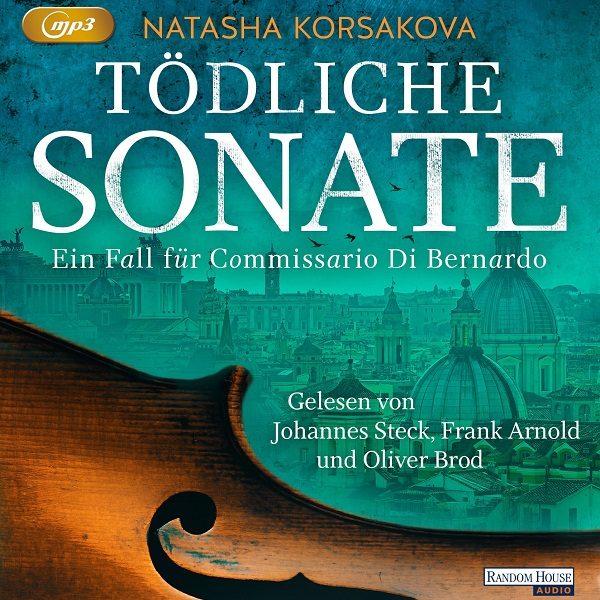 Toedliche Sonate von Natasha Korsakova