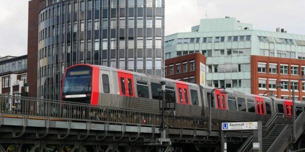 U-Bahn von Alstom in Hamburg / copyright: Alstom