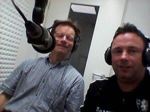Peter Schmiga und Andreas Evert - Foto: Red.