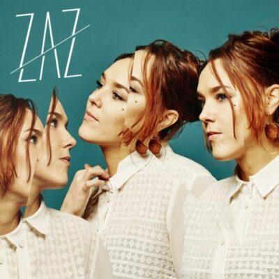 ZAZ - Effet Miroir (Play On/Warner France) - Foto: Yann Orhan