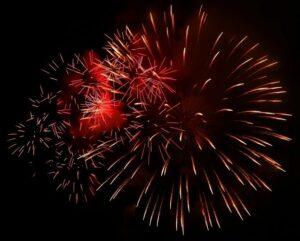 Feuerwerk - Foto: PIXABAY