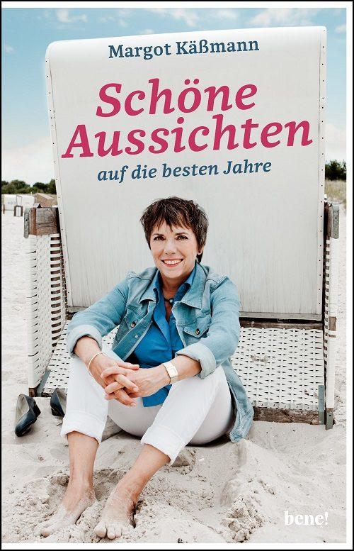 """Käßmann - """"Schöne Ausssichten auf die besten Jahre"""" - Cover: Droemer Knauer"""