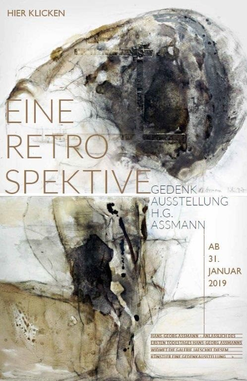 Assmann Retrospektive - Bild: Galerie Jaeschke