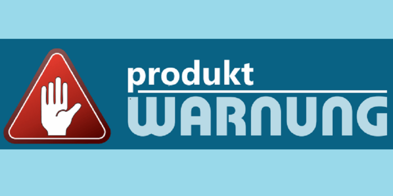 Bild: Produktwarnung.eu