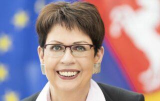 Niedersächsische Ministerin für Regionale Landesentwicklung, Birgit Honé - Pressefoto