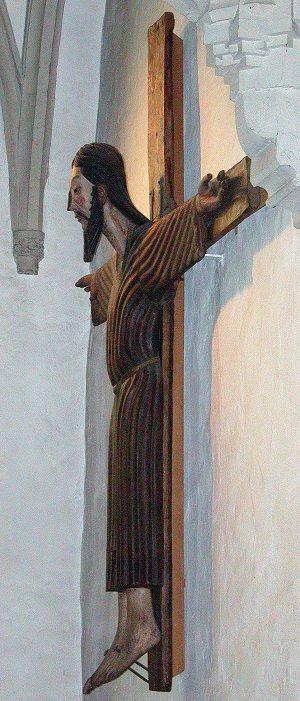 Imervard-Kreuz im Braunschweiger Dom St.Blasii (um 1150), Foto: Redaktion