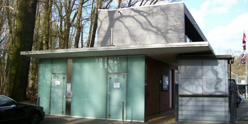 WC-Anlage im Prinzenpark - Foto: Red.