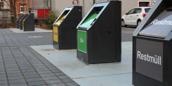 Unterflur-Abfallsystem - Foto: (c) VWG Braunschweig