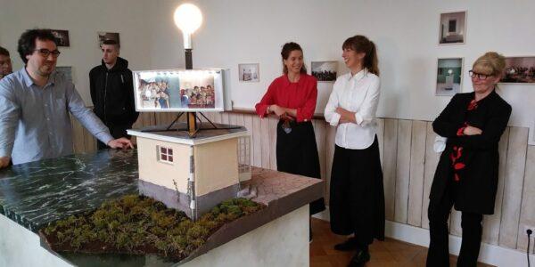 Präsentation Lichtparcours - Foto: (c) H. Neddermeier