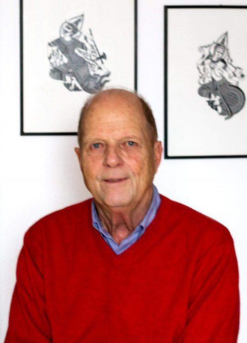 Berndt Steiner - Foto Redaktion