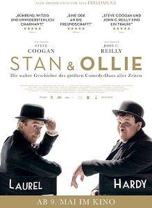 Stan & Ollie - Plakat: (c) Suare One Filmverleih