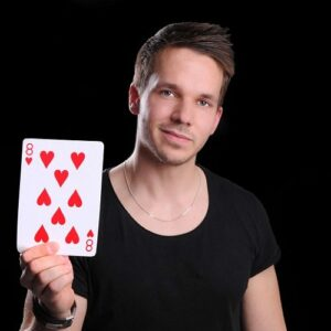 Zauberkünstler Daniel Fro