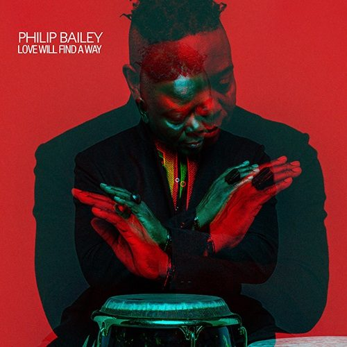 Philip Bailey / Love Will Find A Way - Foto: © uk-promotion