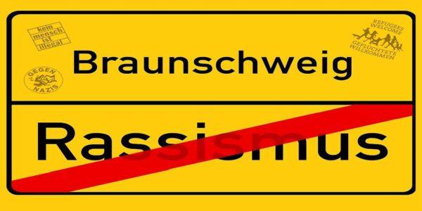 Bündnis gegen Rechts in Braunschweig