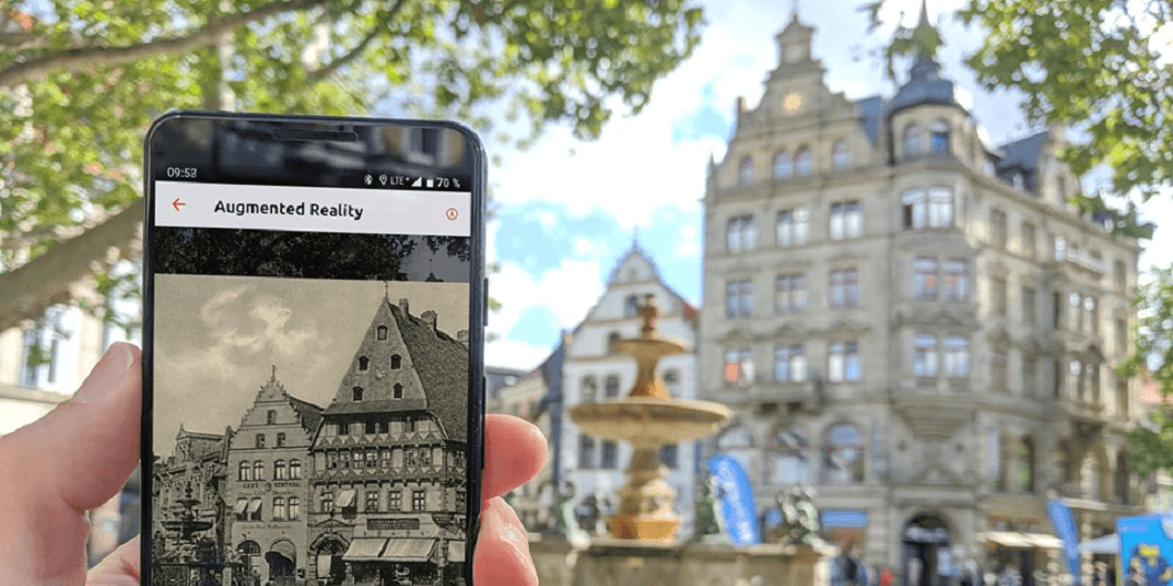 Augmented History - Foto: Braunschweig Stadtmarketing GmbH