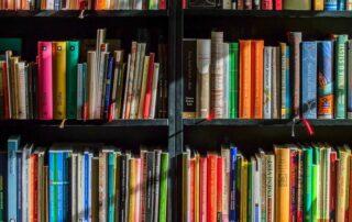 Bibliothek - Foto: pixabay