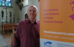 Pfarrer Werner Busch