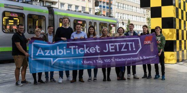 Azubi-Ticket - Foto: (c) Marcus Biewener