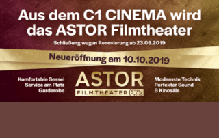 C1 Umbau - Bild: (c) C1 Cinema BS