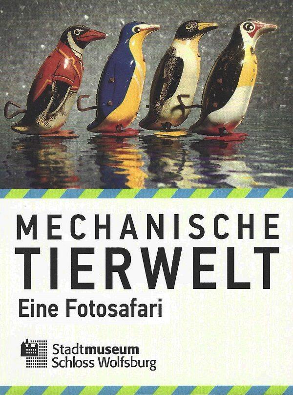 Plakat: Stadtmuseum Wolfsburg