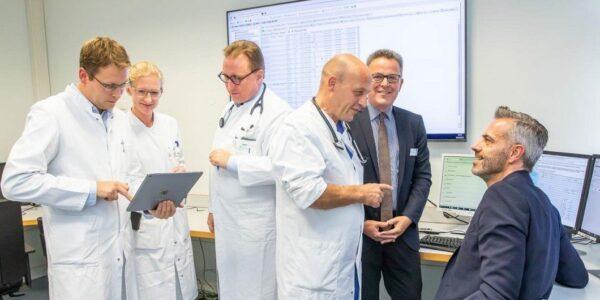 Städtischen Klinikum Braunschweig - Alert System - Foto: Neddermeier