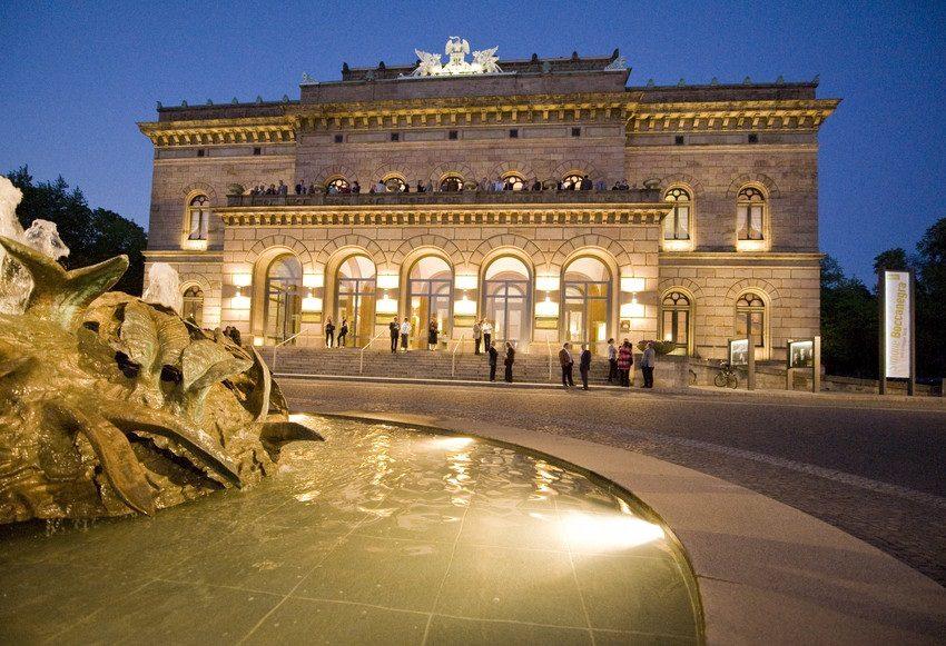 Staatstheater Braunschweig - Foto: Stefan Koch