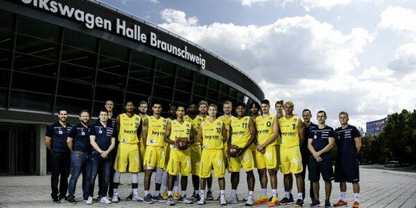 Foto: (c) Basketball Loewen Team 2019/20