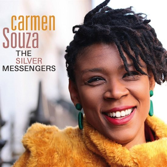Cover Carmen Souza The Silver Messengers - Photo © galileo-mc