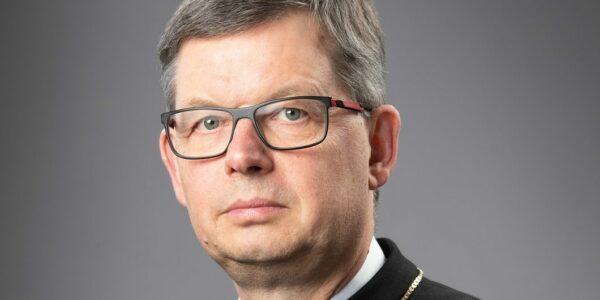 Dr. Christoph Meyns, Landesbischof der Evang. Landeskirche Braunschweig - Foto: Landeskirche BS